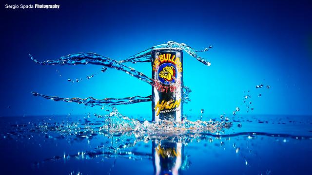 Splash of energy