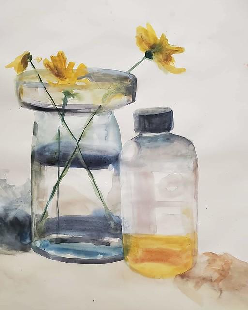Recent Watercolors
