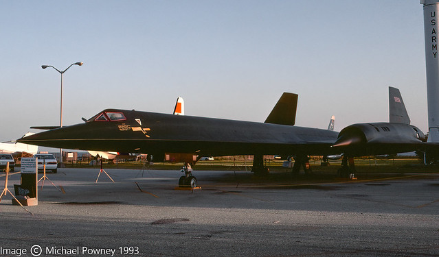 60-6938 - 1960 fiscal Lockheed A-12A Blackbird, displayed at the USS Alabama Battleship Memorial Park