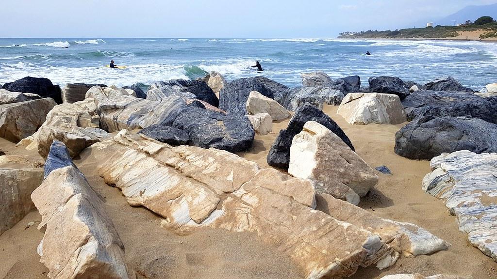 Playa de Artola-Cabopino!!!