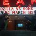 NECA King Kong Godzilla 1