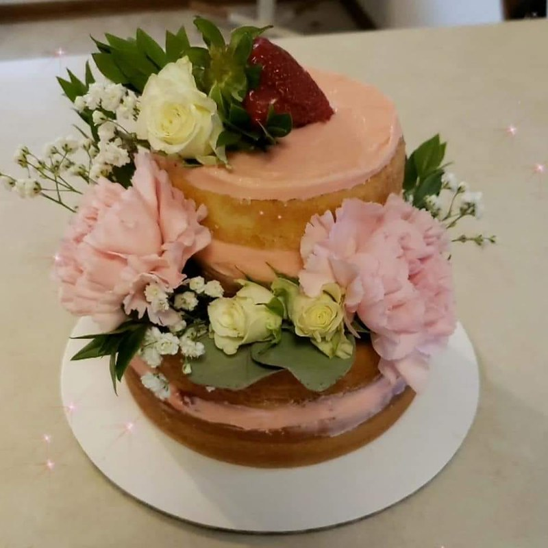 Cake by Lynnette's Kitchen