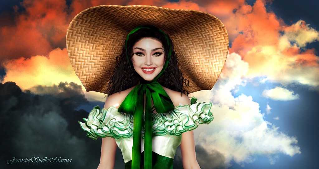 Gone with the Wind - Scarlett O'Hara