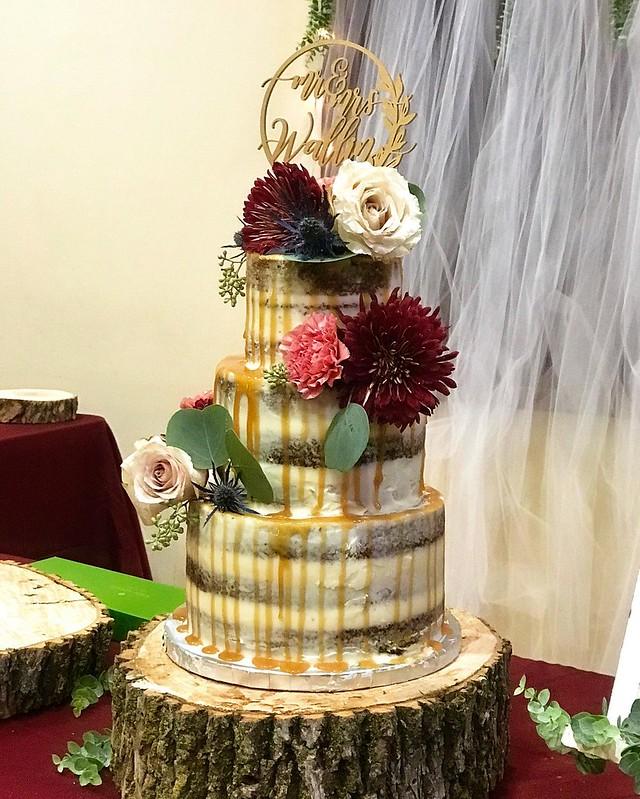 Cake by Poppy Fox Bakery