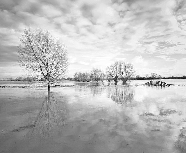 Langport floods.