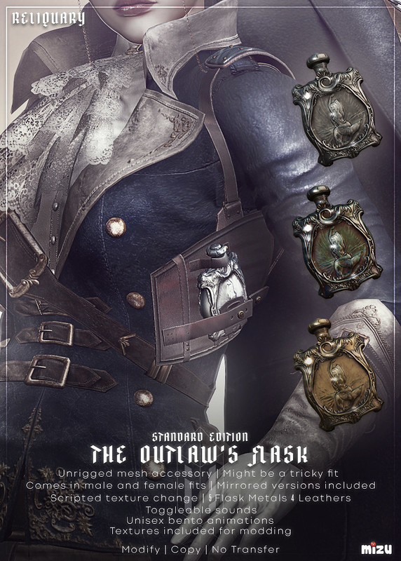 !R! The Outlaw's Flask @ ENGINE ROOM HALFTIME NOW!