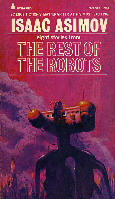 Pyramid Books T-2085 - Isaac Asimov - The Rest of the Robots