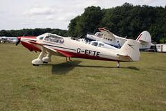 G-EFTE Bolkow Bo.207 [218] Popham 270714