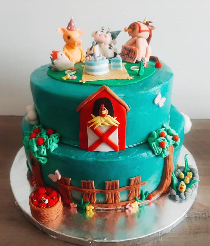 Cake by The Cake Fairy LLC