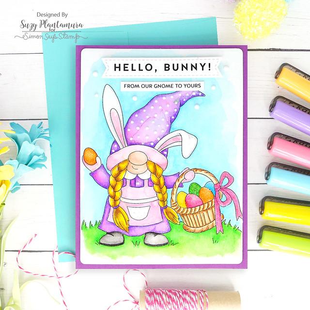 hello bunny 1