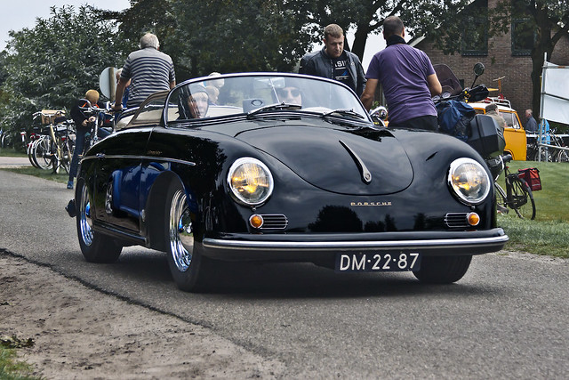 Porsche 356 A 1600S Speedster 1956 (3984)