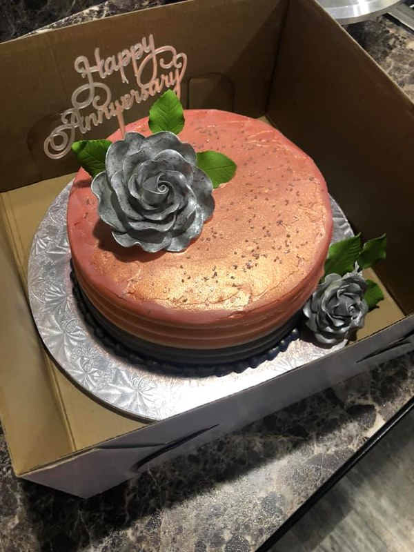 Cake from Dulce Tentacion By: Keyshla Marie