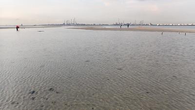 Sandy shores at Cyrene, Apr 2021