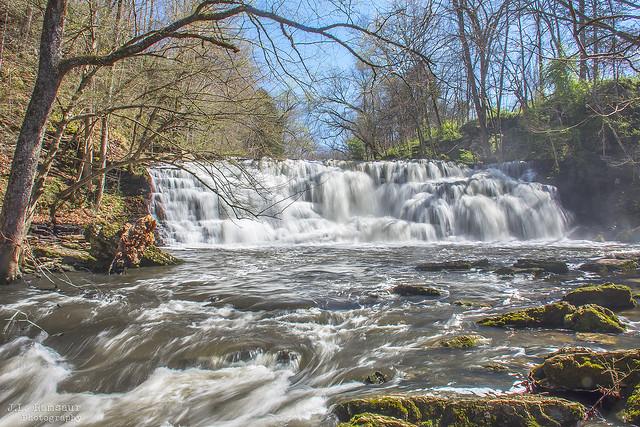 Rutledge Falls - Tullahoma, Tennessee