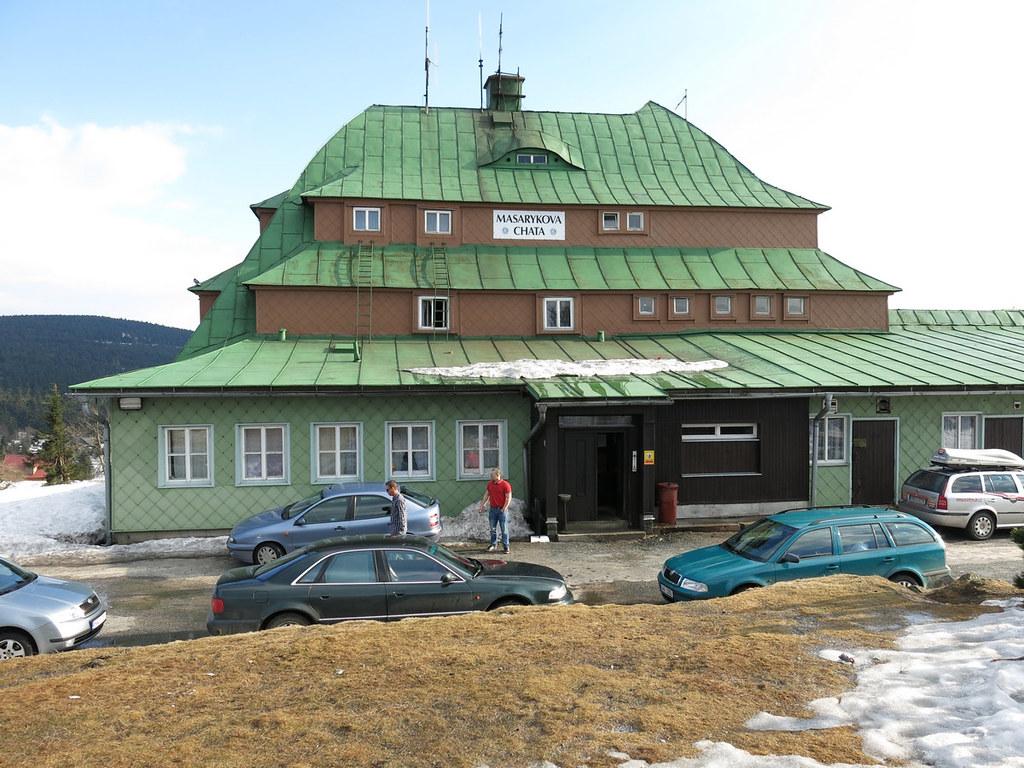 Masarykova chata - Šerlich - Deštné Orlické hory Česko foto 03