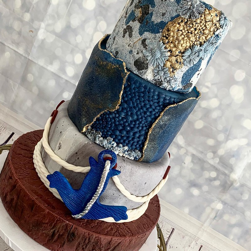 Cake from Creations by Valerie