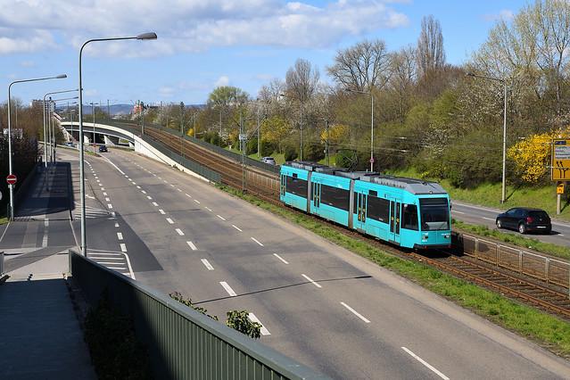VGF R-Wagen 006 Jägerallee