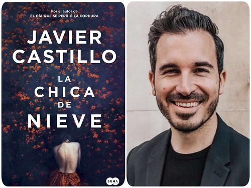 """""""LA CHICA DE NIEVE"""" de Javier Castillo"""