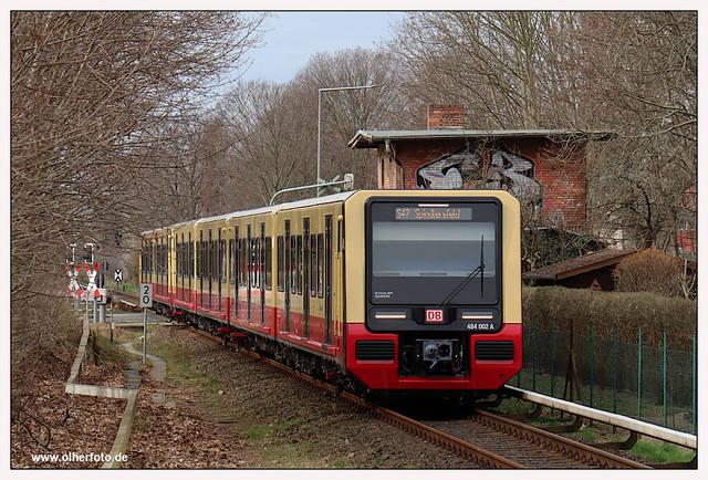 S-Bahn Berlin - 2021-12