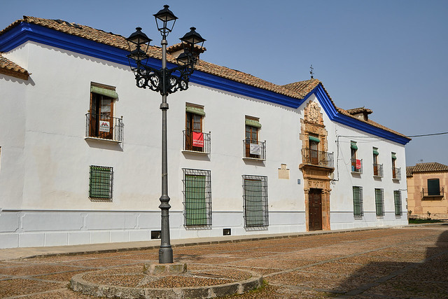 Palacio de los Marqueses de Torremejía.