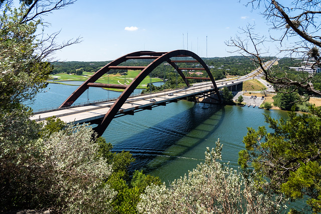 Pennybacker Bridge - Austin, Texas