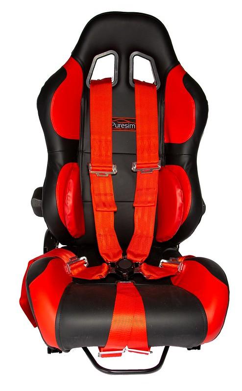 Puresim G-Seat MkII