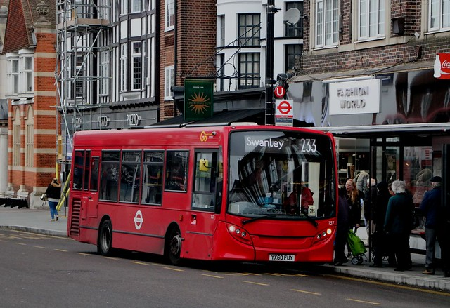 Go Ahead London Metrobus - 157 - YX60FUY