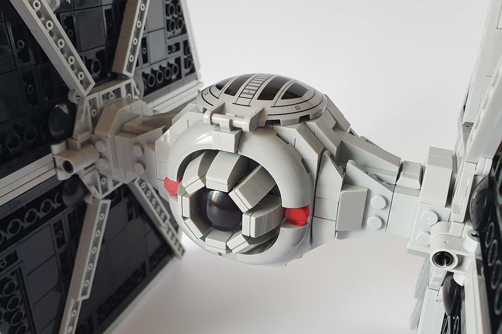 Outland TIE Fighter MOC