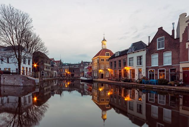 Schiedam harbor