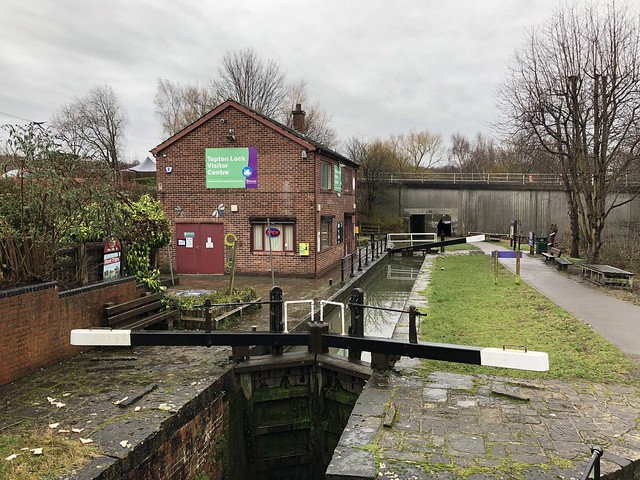 Tapton Lock Chesterfield 2021