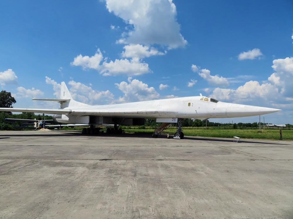 Украина. Полтавский музей тяжёлой бомбардировочной авиации. Часть 4
