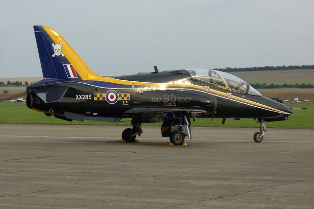 Royal Air Force Hawk XX285