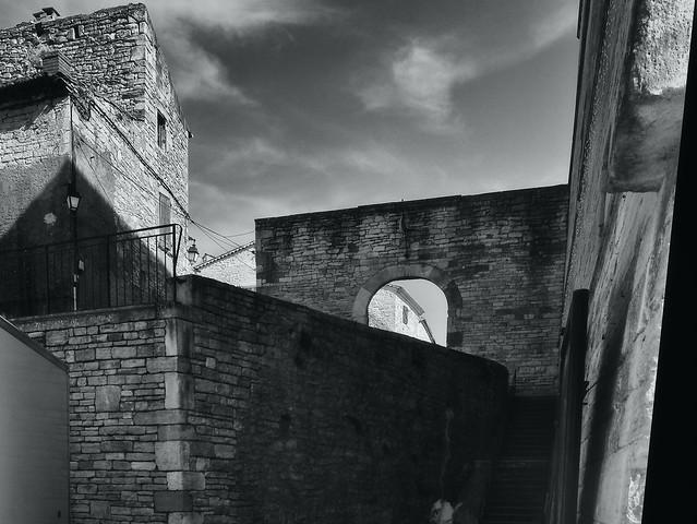Murs de Barjac