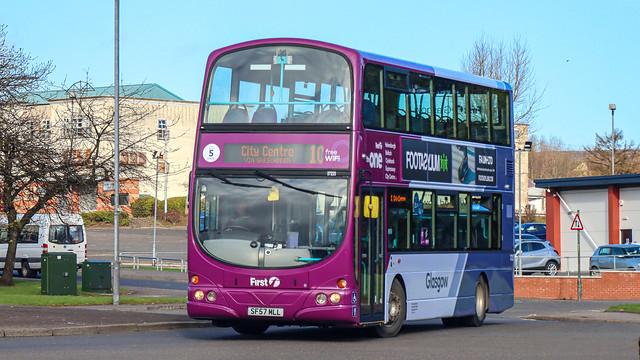37223 SF57MLL First Glasgow