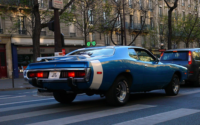 DODGE Charger - 1973