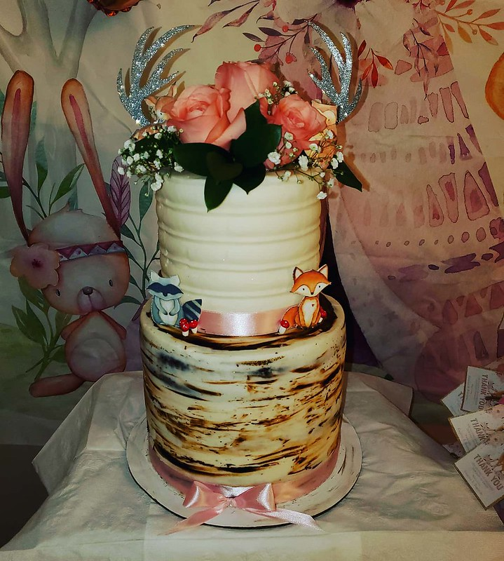 Cake by Cry Baby Cakes