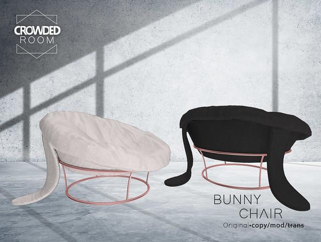 Bunny Papasan Chair
