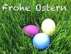 Aktuelles Projekt: Frohe Ostern