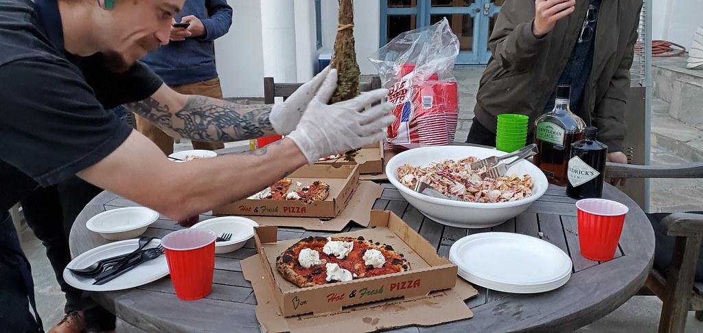 Speak Cheezy by Urban Pie Pizza