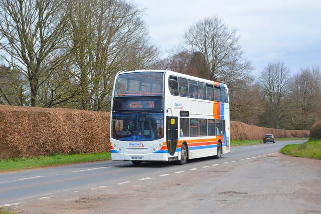 Stagecoach 19001 (MX06 LUO)