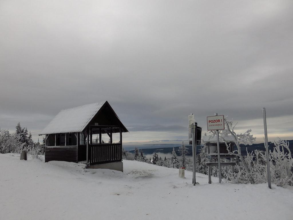 Masarykova chata - Šerlich - Deštné Orlické hory Česko foto 10