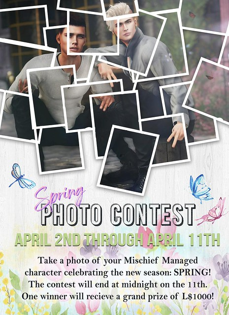 Photo Challenge Time! $1000L Prize!