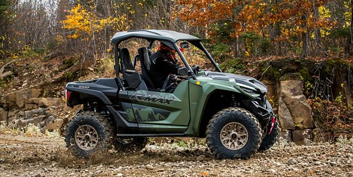 Yamaha Wolverine RMAX 1000: Review de la UTV Side by Side