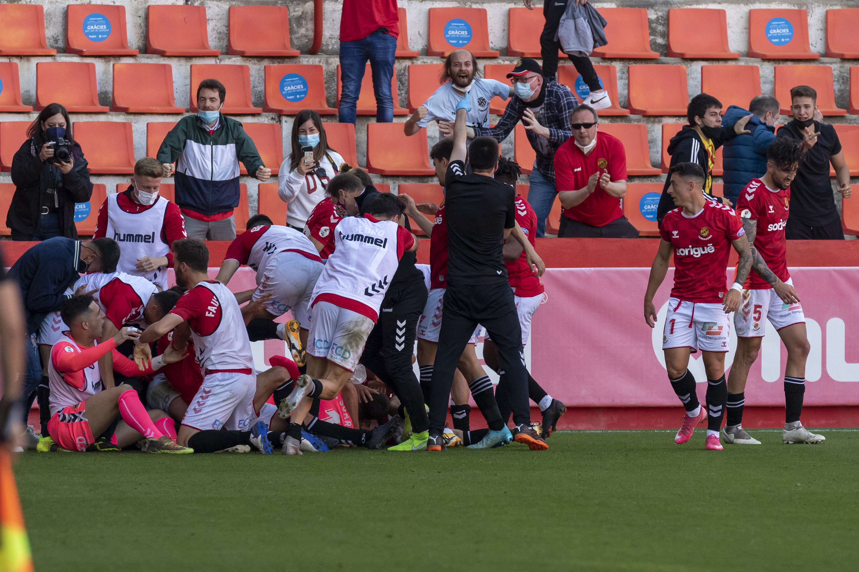 Nàstic 2 – 2 Villarreal CF 'B'