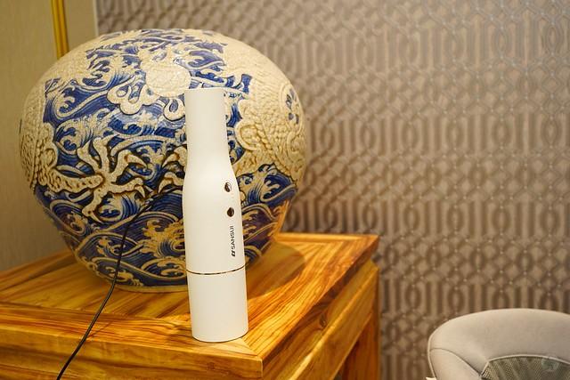 SANSUI山水負離子清淨機無線吸塵器