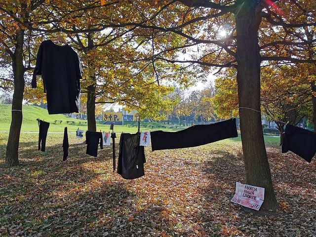 Czarne pranie (Strajk Kobiet)