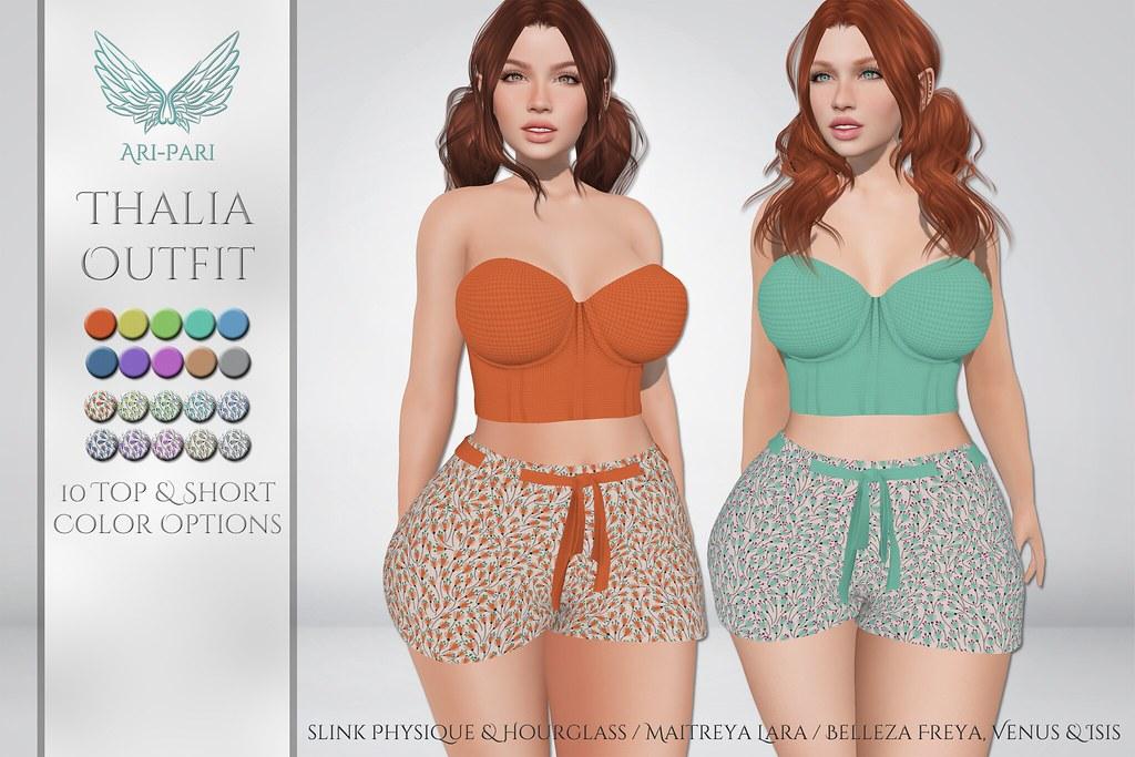 [Ari-Pari] Thalia Outfit