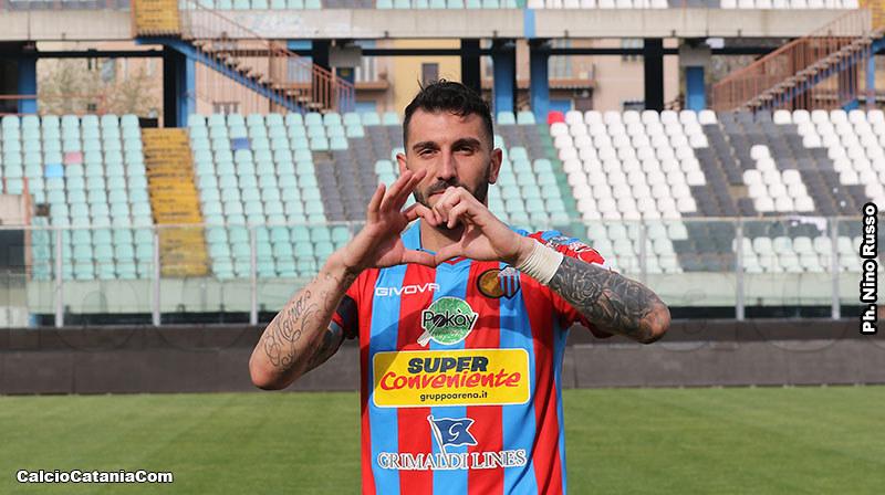 Jacopo Dall'Oglio, match-winner con la Viterbese