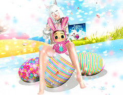 NEW Pose: *AAP* Happy Easter...