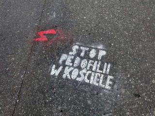 Strajk Kobiet na murach